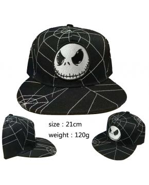 The Nightmare Before Christmas Cap Black...