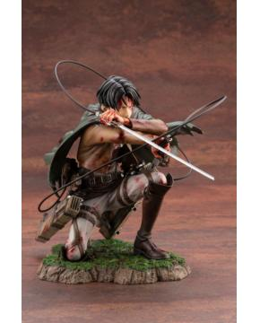 Attack on Titan Figure Levi 16cm